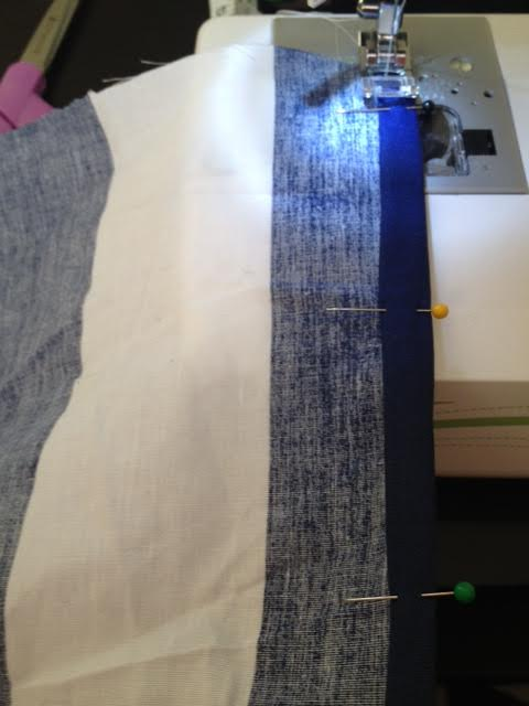 curtains pin