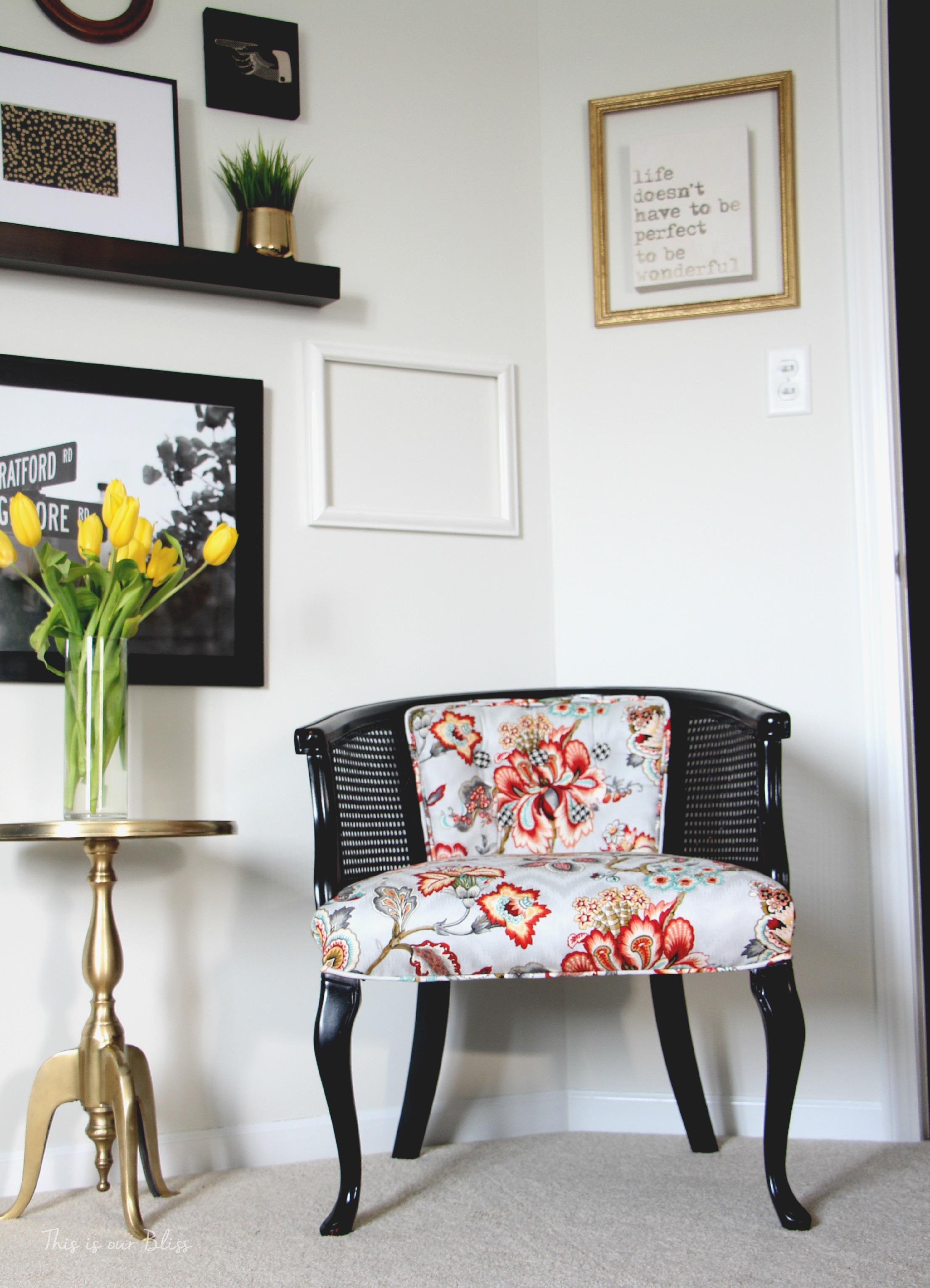 One Room Challenge Guestroom Revamp Week 6