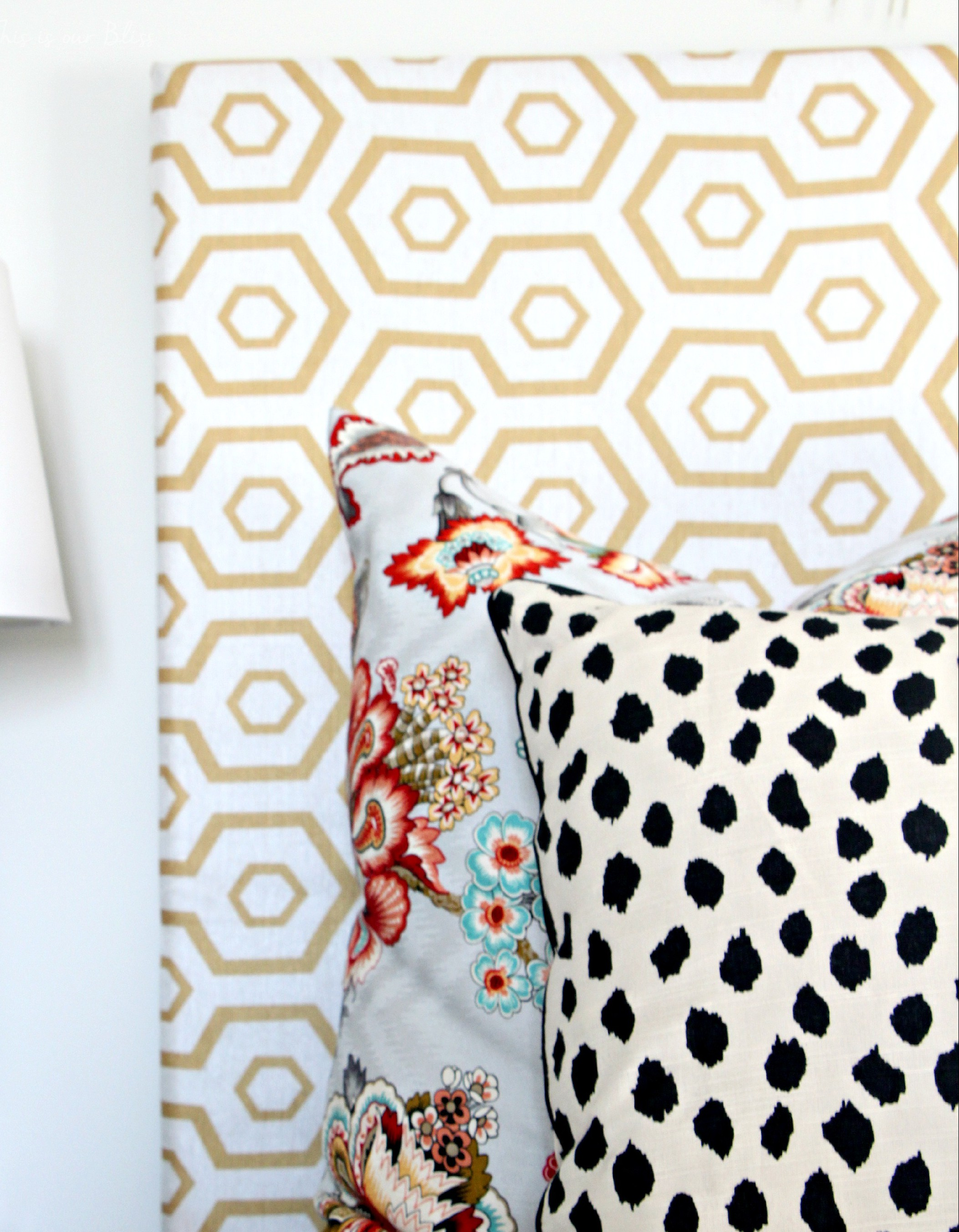 Guestroom Revamp | How to Mix Prints | Pattern Play Tips