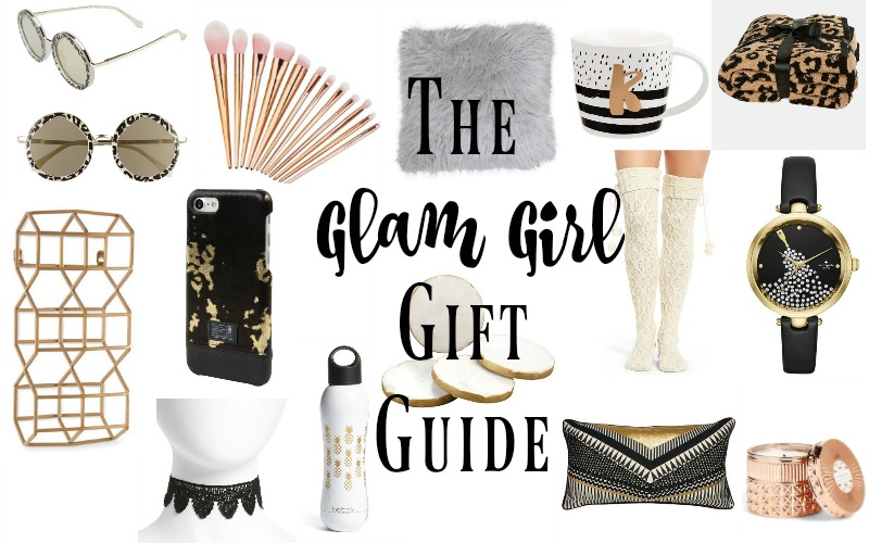 The Glam Girl Gift Guide 2016 | This is our Bliss