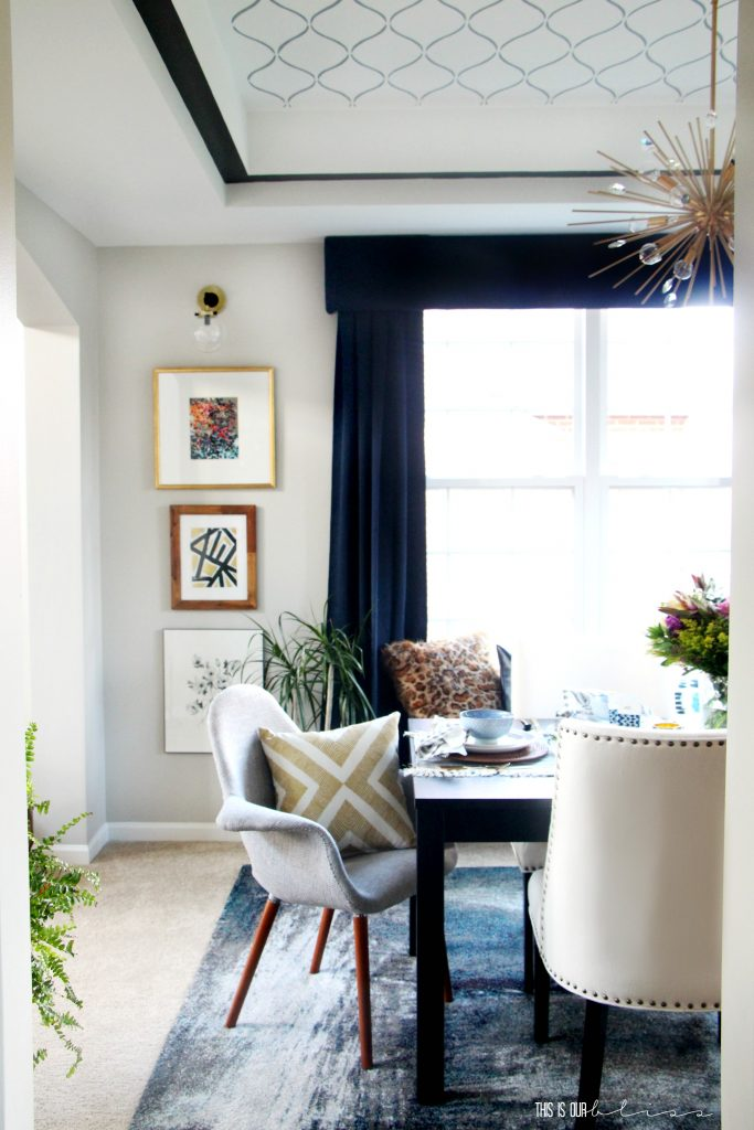 one-room-challenge-dining-room-reveal This is our Bliss