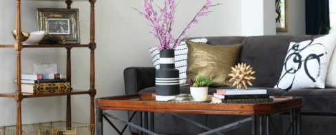 How I Mix Decor Styles | My Home Style: Mix, Match & Coordinate Edition