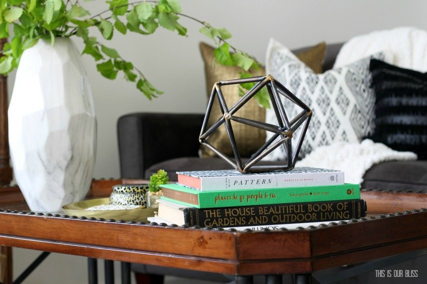 Chic & Bold Eclectic Summer Home Tour 2017   www.thisisourbliss.com