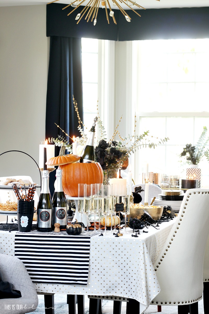 How To Host The Ultimate Girl S Night In For Halloween