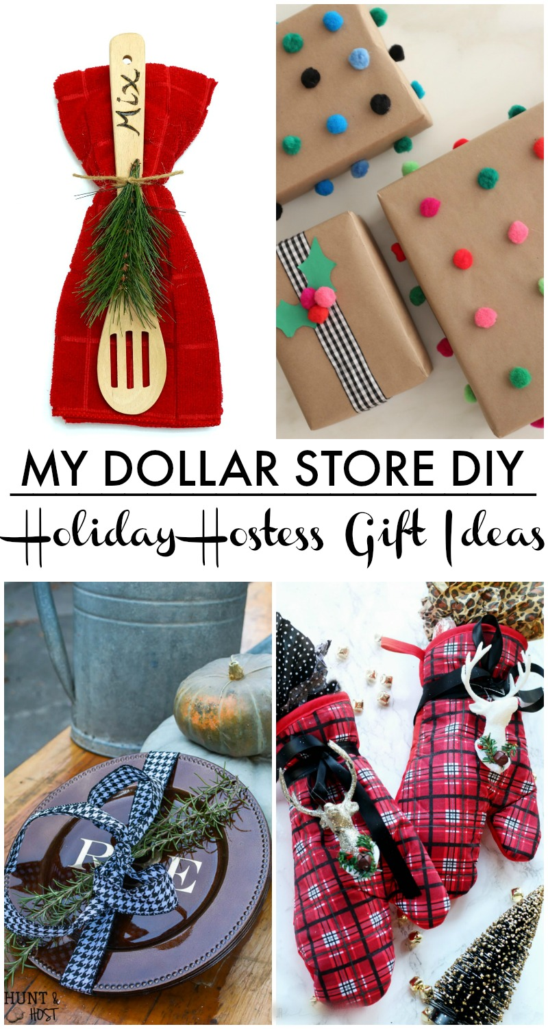 Diy pom pom gift wrap southern state of mind for Holiday party gift ideas for the hostess