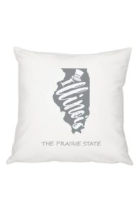 Personalized State Pillow