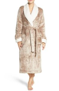 Plush and Cozy Robe