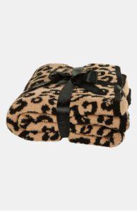 Animal Print Barefoot Dreams Throw Blanket