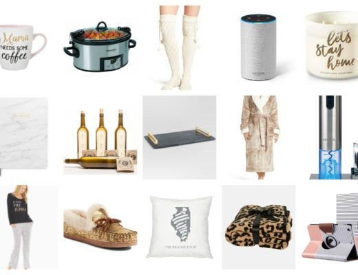 Holiday Gift Guide for the Home Girl - This is our Bliss