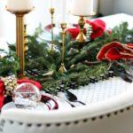 Bright, Bold & Festive Christmas Table