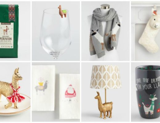 How to Add some Llama to your Life this Holiday Season - Golden Llama Treasure Hunt