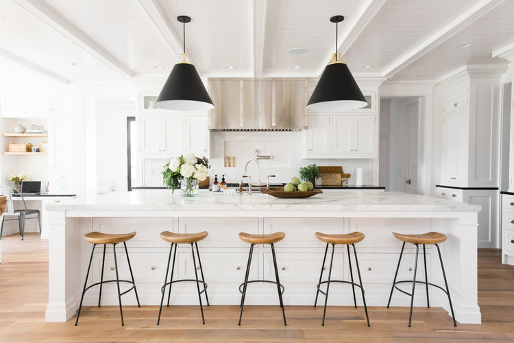 9 Fresh Inspiring White Kitchens This Is Our Bliss