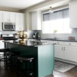 Bright, White and Bold Kitchen Revamp Reveal Part 1 | New Year, New Room Refresh Challenge Week 6
