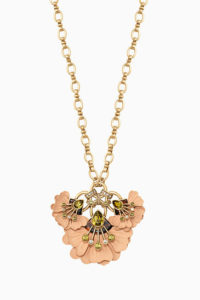 Rory Floral Pendant necklace - Stella & Dot