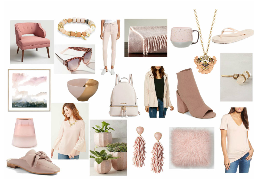 Current Crush - All Things Blush Pink - This is our Bliss