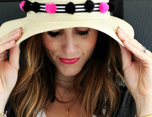 Featured Image - Dollar-Store-Pom-pom-hat-trim-This-is-our-Bliss