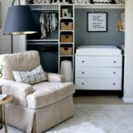 Sophisticated Neutral Nursery Reveal - Spring 2018 One Room Challenge - A Sweet & Sophisticated Room for Baby - This is our Bliss