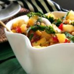 The Perfect Summer Salsa [with Fresh Pineapple & Corn]