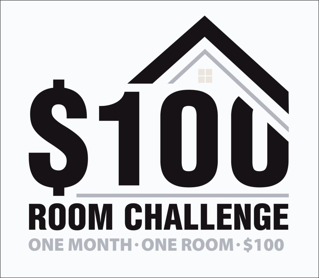 $100 Room Challenge - September 2018 - This is our Bliss | www.thisisourbliss.com