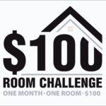 Basement Guestroom Update   $100 Room Challenge Week 2