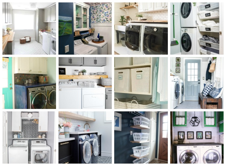Inspiring Laundry Room Ideas - This is our Bliss
