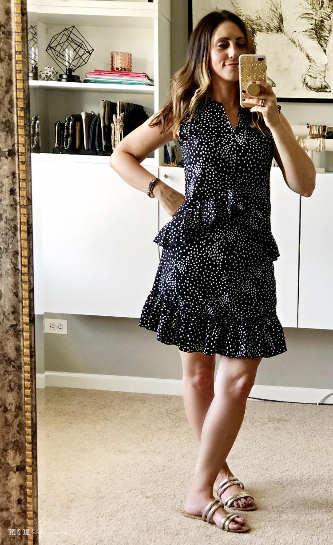 chic dress style
