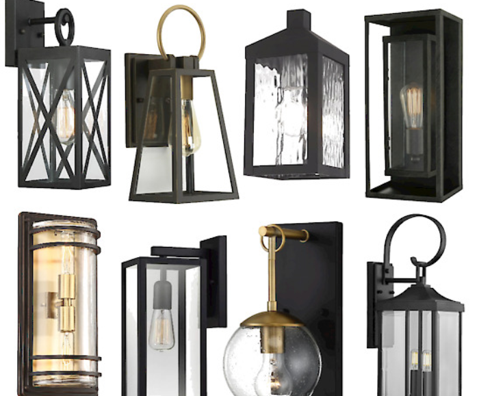 12 Stunning Outdoor Sconces For Your Home S Exterior This Is Our Bliss